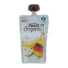 Heinz Organic Banana & Mango