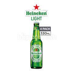 Heineken International Light Bottled Lager Beer