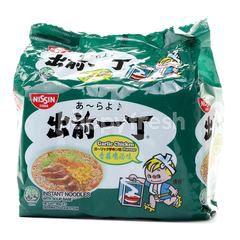 Nissin Garlic Chicken Flavour Instant Noodles