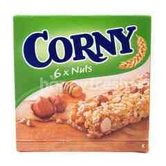 Corny Muesli Batang Hazelnut