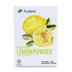Frutara Freeze Dried Lemon Powder