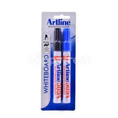 Artline Whiteboard Marker (2 Pieces)