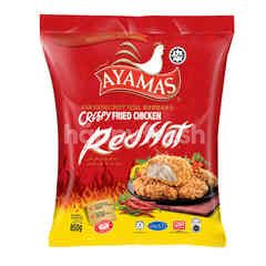 Ayamas Red Hot Crispy Fried Chicken