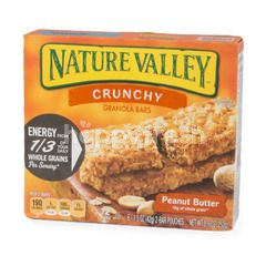 Nature Valley Granola Bars Peanut Butter