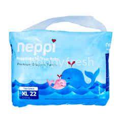 Neppi Premium Diapers Pants XL 12-17kg
