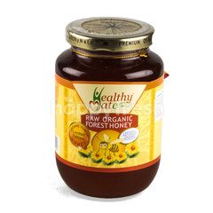 Heathy Mate Raw Organic Forest Honey