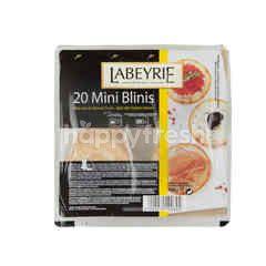 Labeyrie 20 Mini Blinis