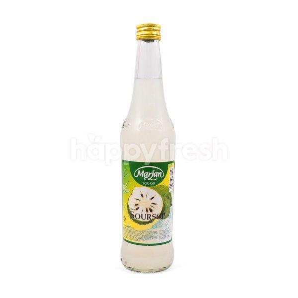 Marjan Squash Soursop Syrup