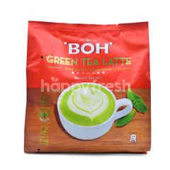 BOH Green Tea Latte (12 Sticks)