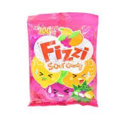 Lot100 Fizzi - Sour Candy