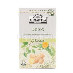 Ahmad Tea London Detox Cleanse Tea