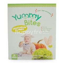 Yummy Bites Vegetables Flavor