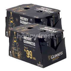 Guinness Foreign Extra Stout Beer 12 Pcs x 320ml Twinpack