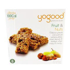 Yogood Granola Bars Fruit & Nuts