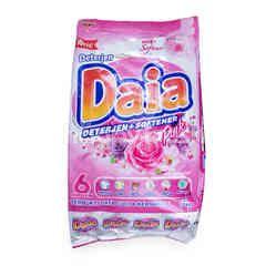 Daia Deterjen Bubuk plus Pelembut Pink