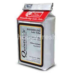 Quintino's Coffee Mandheling Lake Toba (Filter Grind)