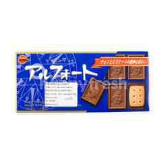 Bourbon Alfort Mini Chocolate Biscuit