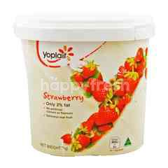 Yoplait Yogurt With Strawberry