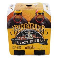 Bundaberg Non Alcoholic Root Beer (4 Bottles)