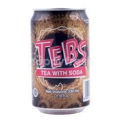 Tebs Tea With Shocking Soda