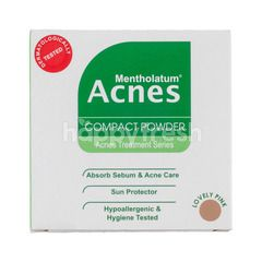 Acnes Lovely Pink Compact Powder 14g