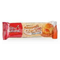 GO NATURAL Yoghurt Almond dan Apricot