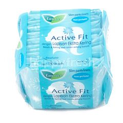 Laurier Active Fit Non-Perfume (20 pads)