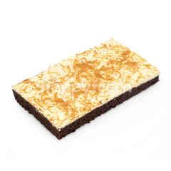 Clairmont Brownies Choco Cheese Large Cake