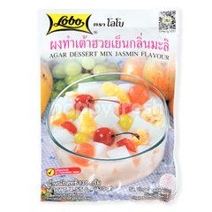 Lobo Agar Dessert Mix Jasmin Flavour