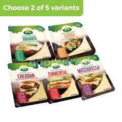 Arla Natural Sliced Bundle (Assorted) - Choose 2 of 5 variants