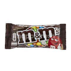 เอ็มแอนด์เอ็ม ช็อกโกแลตนม เคลือบน้ำตาลสีต่างๆ 40 กรัม
