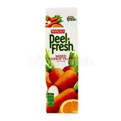 Marigold Peel Fresh Mixed Carrot Fruits Juice Drink