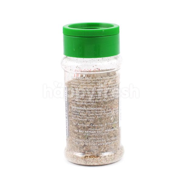 Javara Mix Herbs Salt