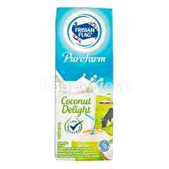 Frisian Flag Coconut Delight UHT Milk