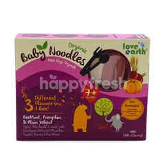 LOVE EARTH Organic Baby Noodles