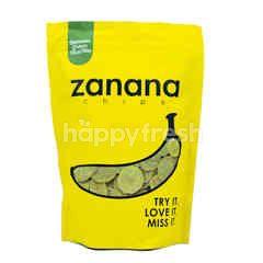Zanana Banana Green Thai Tea Flavour Chips