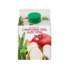 MARIGOLD  Peel Fresh Mixed Apple Aloe Vera Juice Drink
