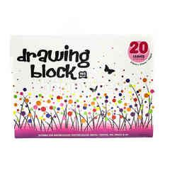 Unicorn Drawing Block
