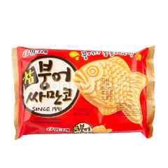 Cham Bungeo Ssamanko Ice Cream