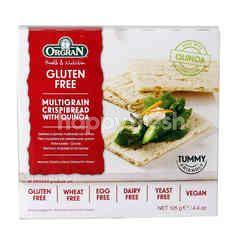 Orgran Gluten Free Multigrain Crispibread With Quinoa