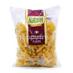 Naturel Organic 100% Italian Durum Wheat Fusilli