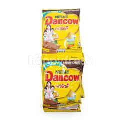 Dancow Fortigro Excelnutri Chocolate Milk Powder