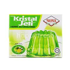 NONA Jelly Crystal Lime Flavour
