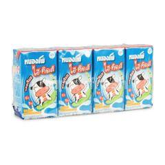 Nong Pho Hi-Kids UHT Plain Milk