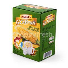 Energen Go-Fruit Sereal Instan Rasa Jagung Manis Asli