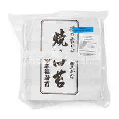 Food Diary Roasted Nori Whole Premium 50 Pcs.