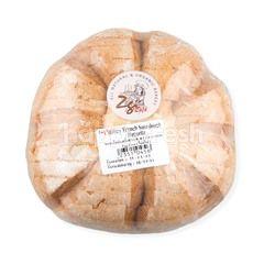 ซีจีไอ คาเฟ่ ขนมปังออร์แกนิกคันทรีเฟรนซ์ (ไม่มีไข่)