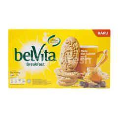 Belvita Biskuit Madu dan Susu
