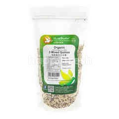 Health Paradise Organic 3 Mixed Quinoa