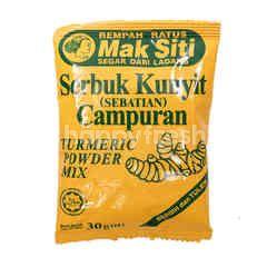 MAK SITI Turmeric Powder Mix